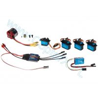 CopterX ( CX250EPP-FBL-V2 ) 250 Flybarless Electronic Parts Package V2