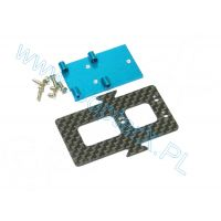 CopterX (CX450-03-05) Carbon Battery Mounting Plate