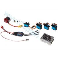 CopterX ( CX250EPP-FBL-V3 ) 250 Flybarless Electronic Parts Package V3