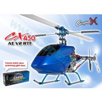 CopterX CX 450 AE V2 2.4GHz RTF ( Cartoned )