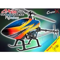 CopterX CX 450 PRO V4 Flybarless Torque Tube Version Kit