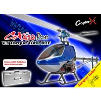CopterX CX 450PRO-TT V3 Torque Tube Version 2.4GHz RTF