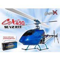 CopterX CX 450 SE V2 2.4GHz RTF ( Cartoned )