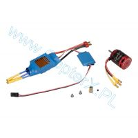 CopterX (CX450-10-06) 430XL Brushless Motor & 50A Brushless ESC