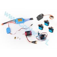 CopterX 450 PRO Electronic Parts Package